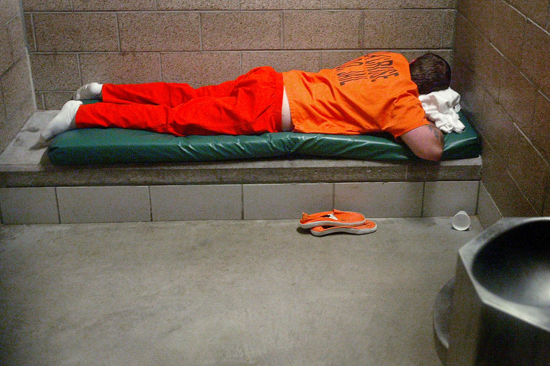 Biophilic Design in Prisons