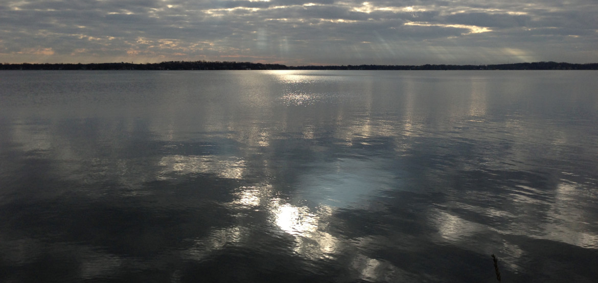 Unlike Wisconsin, Minnesota has been systematically testing its surface waters for endocrine disruptors and other chemicals of emerging concern. Lake Monona, Madison, in November 2012.