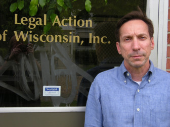 "Hal Menendez, of Legal Action in Wisconsin, says overpayments to FoodShare recipients once treated as error are now often ""being looked at as fraud or an intentional program violation."""