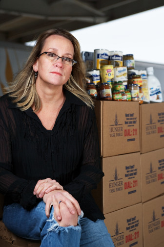 "Sherrie Tussler, executive director of the Hunger Task Force in Milwaukee, thinks the FoodShare fraud crackdown is politically motivated: ""Everybody needs a scapegoat and it seems like the poor are the scapegoat in Wisconsin."""