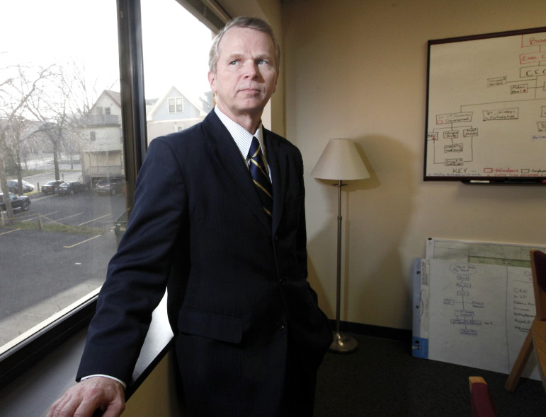 Paul Jadin, the former head of the Wisconsin Economic Development Corp., now leads Madison Region Economic Partnership, or MadREP. Jadin said he personally handled the largest deals awarded to 24 companies without staff review during his tenure, and that he was comfortable with the level of scrutiny of those deals.