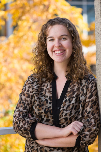 Bridgit Bowden joins WCIJ and WPR as the first Mike Simonson Investigative Reporting Fellow.