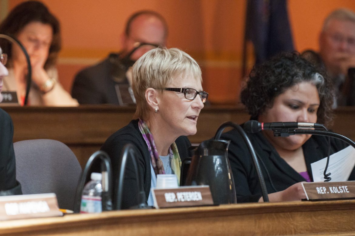 """Prices don't occur in a vacuum,"" said Rep. Debra Kolste, D-Janesville. ""These are taxpayer dollars that are going to pay for these drugs, and it's not a never-ending source of revenue."""