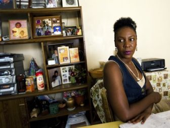 Camille Mays, a community organizer, is the founder of Peace Garden Project MKE.