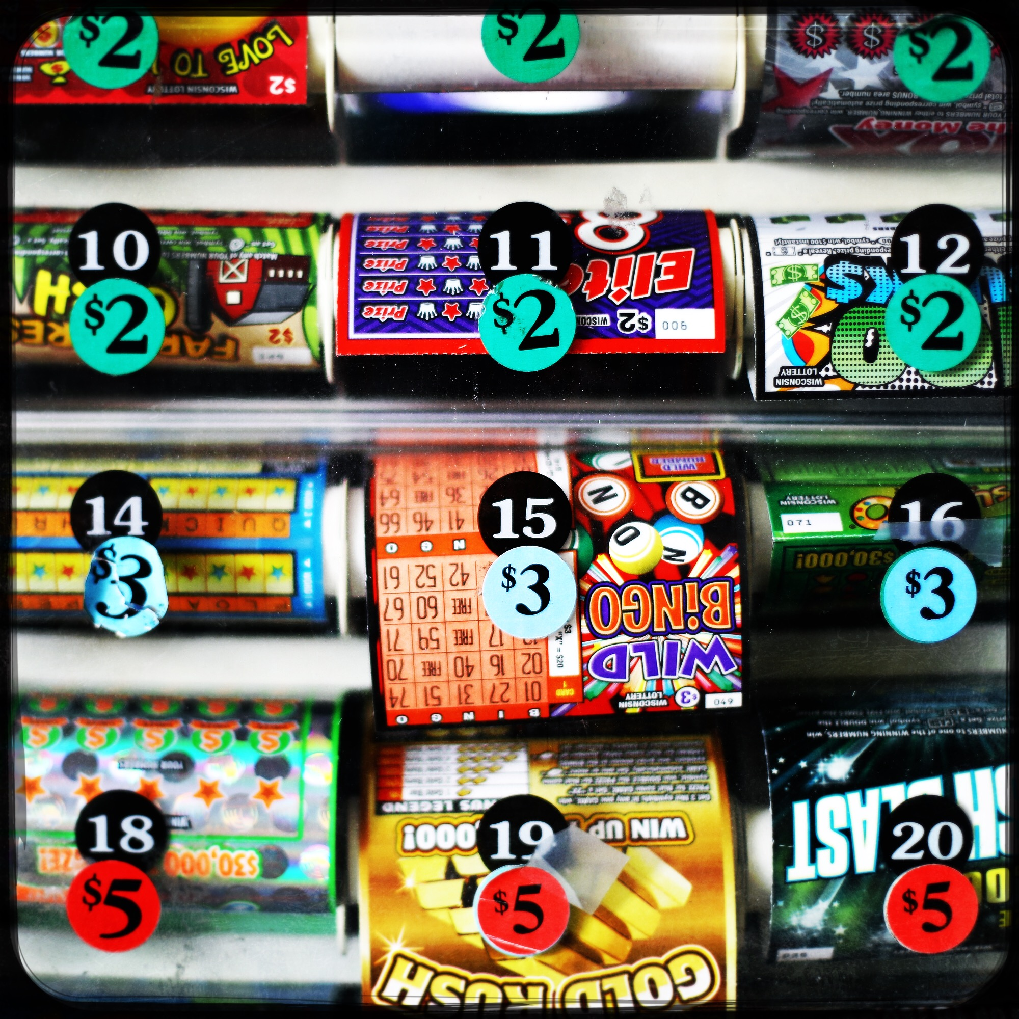 wisconsin lottery all or nothing